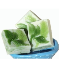 Rosemary Mint Handmade Natural Soap with Essential Oils