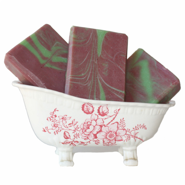 Handmade Soap Blackberry Sage