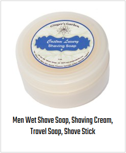 Men Wet Shave Soap, Shaving Cream, Travel Soap, Shave Stick