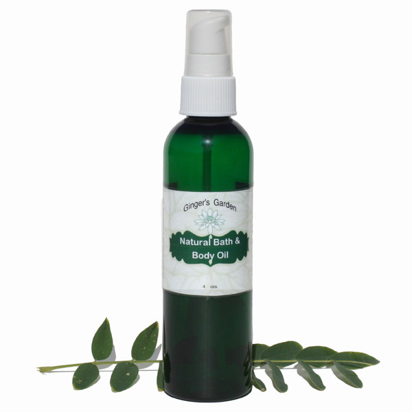Natural Bath Body Massage Beard Facial Oil