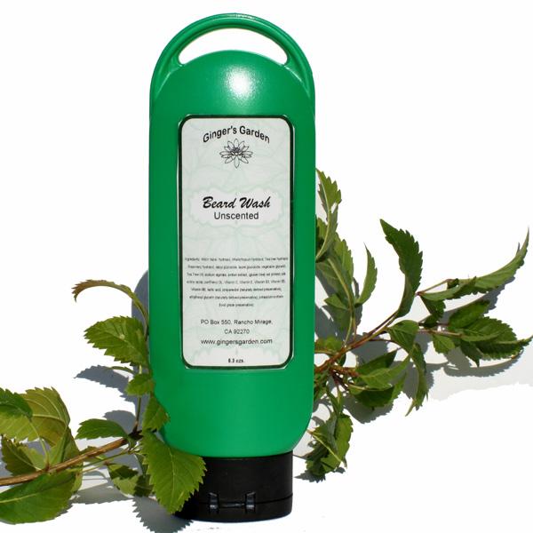 Natural Shampoo Beard Wash