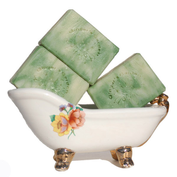 Natural Handmade Artisan Soap Green Tea