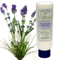 Aftershave Balm Natural French Lavender with Organic Aloe Vera