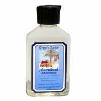 Natural aftershave rose jasmine Sandalwood Patchouli Amber