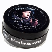 P.I. Private Eye Artisan Shaving Soap
