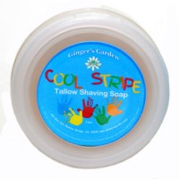 Cool Fruit Stripe Wet Shaving Soap