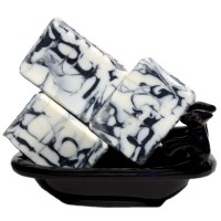 Natural Handmade Soap Anise Licorice Black Charcoal