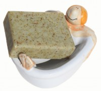 Bay Rum Lime Handmade Natural Soap