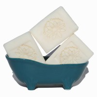 Handmade Soap Pure Coconut Natural Unscented