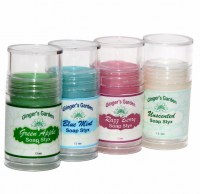 No image set Travel Hand Soap Glycerin Choose Apple, Mint, Raspberry, Unscented