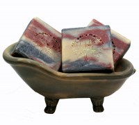 Men's Artisan Body Soap Teakwood Cardamon