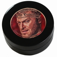 Old Dominion Best Tallow Shave Soap Woods Leather Tobacco Patchouli