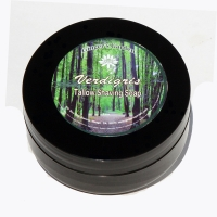 Tallow Wet Shaving Soap Verdigris Petrichor