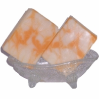 Peach Handmade Artisan Soap Juicy Fresh